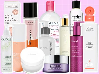 Best makeup removers to buy