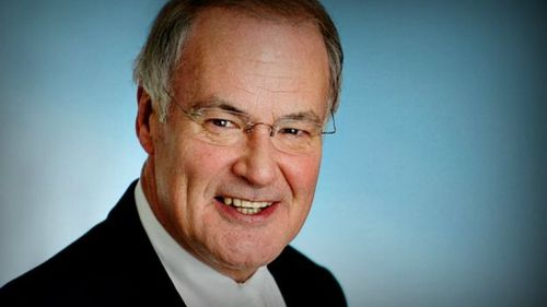 Television and radio broadcaster Bruce Mansfield dies aged 71