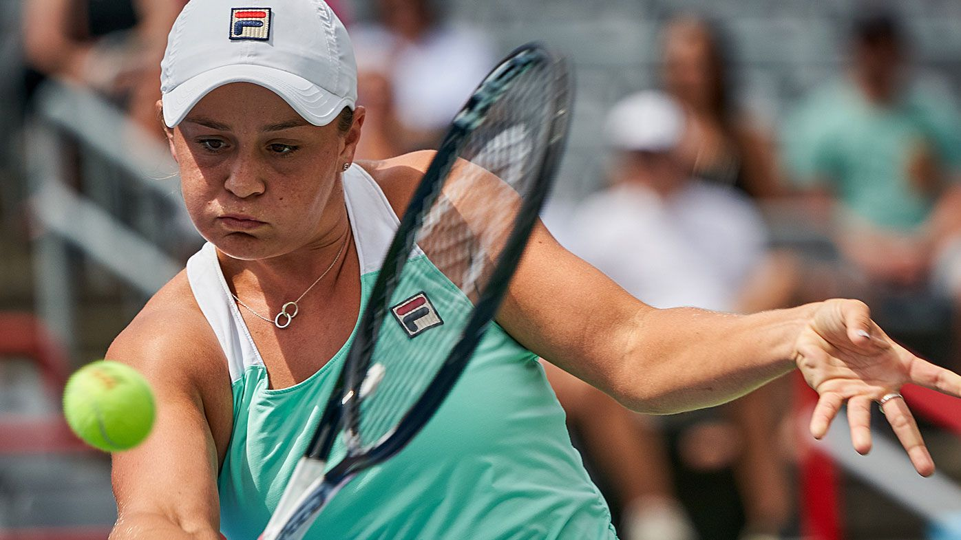 Barty faces semi showdown with world No.1