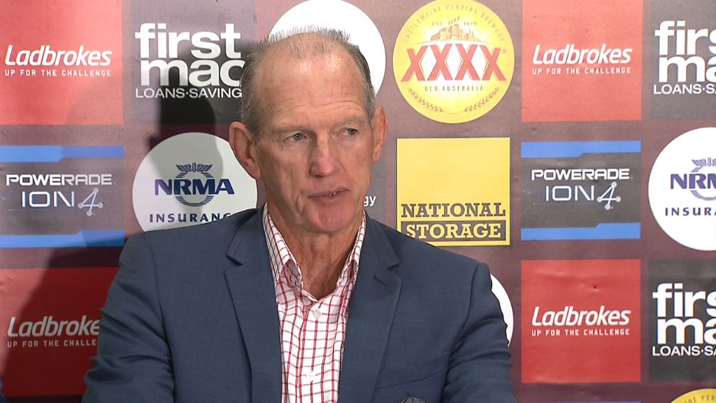 Wayne Bennett reveals James Roberts was a drug user