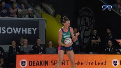 Vixens down Magpies in Super Netball derby
