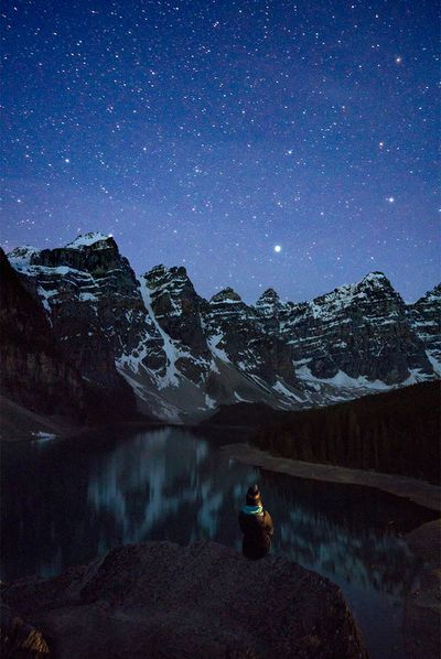 <strong>Moraine Lake, Banff National Park</strong>