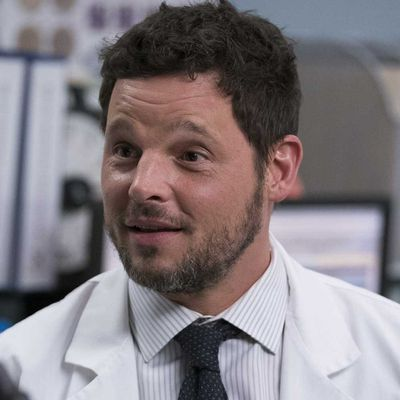 Justin Chambers as Alex Karev: Now