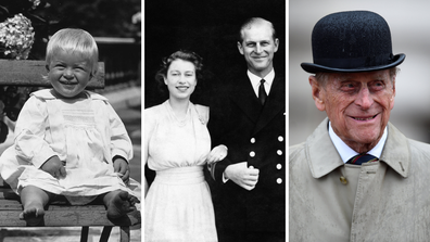 Prince Philip turns 98