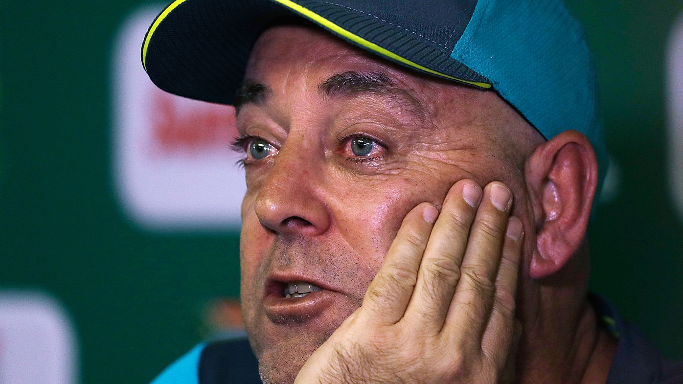Darren Lehmann gets Cricket Australia role weeks after ball-tampering row