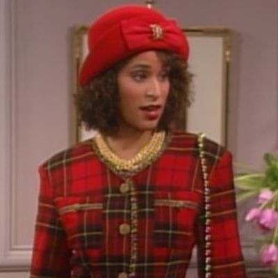 Karyn Parsons as Hilary Banks: Then