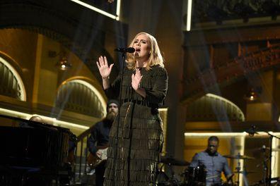 Adele's last appeared on SNL in 2015