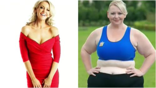 Alison Braun, from Perth, has kept the weight off following the Biggest Loser. (Supplied)