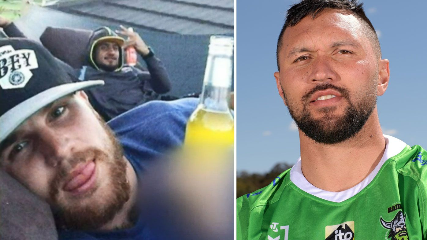 'The old Cruisers on the roof': How Raiders' most infamous saga paved way for club favourite Jordan Rapana