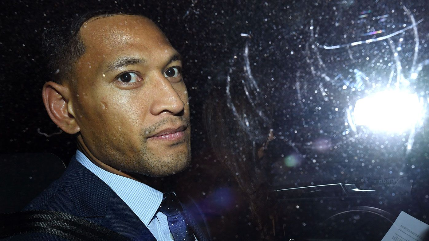 'I see domestic violence as worse than what Israel did': Benji Marshall questions rugby league double-standard in Folau bid