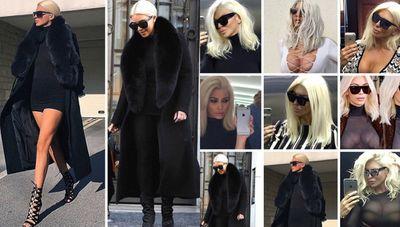 Serbia's Kim Kardashian