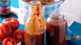 Fragrant tomato ketchup