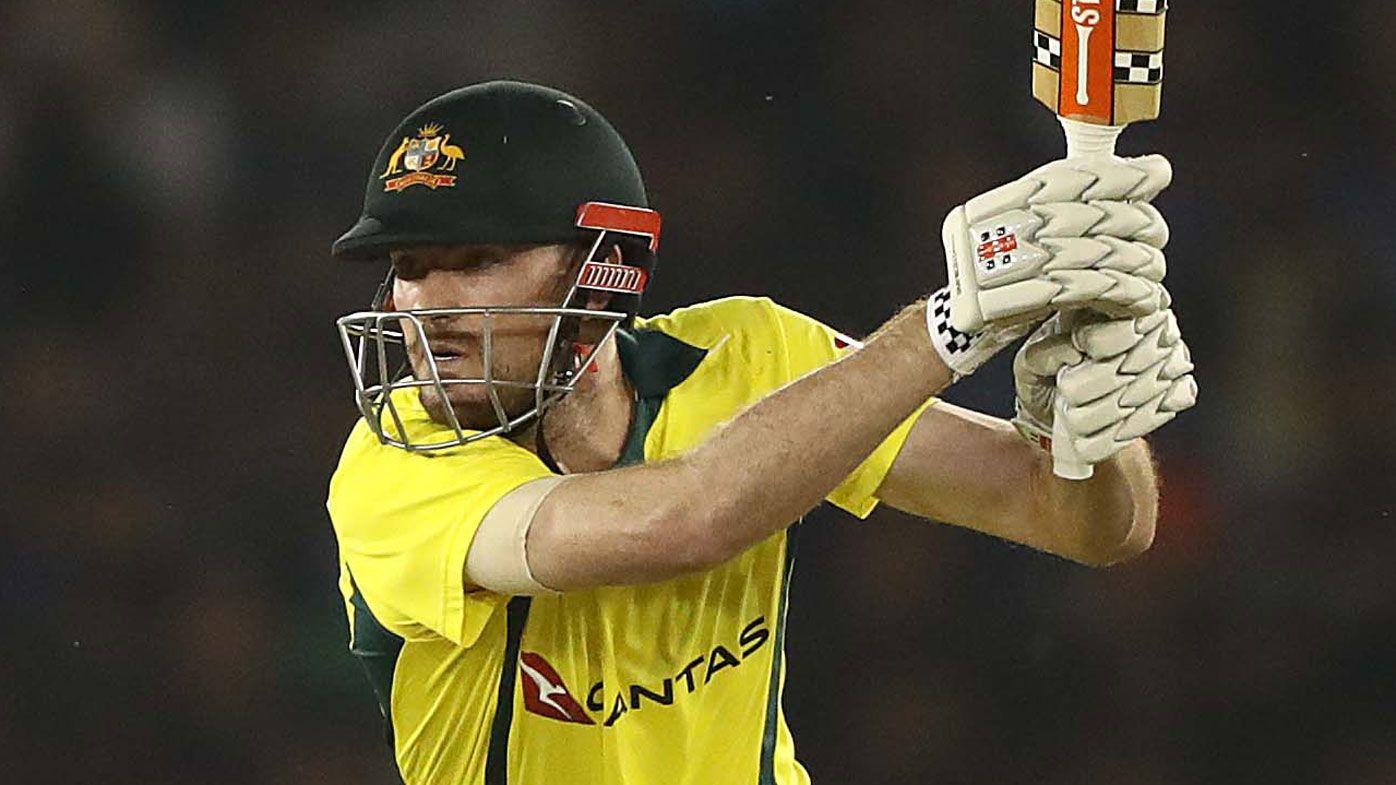 Hard-hitting Ashton Turner to push World Twenty20 claims in India ODI series