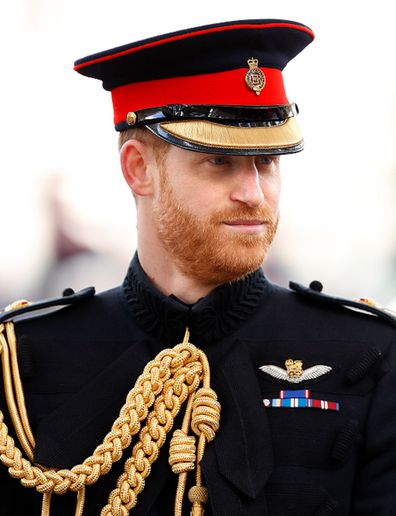 Speculation about what Prince Harry will wear to Prince Philip's funeral suit or uniform choice