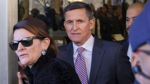 Michael Flynn US sentencing Russia collusion