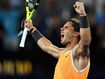 Ruthless Rafa charges into final