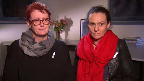 Samantha's friends Alice Bradley and Patrice Mahoney say the system let Samantha down.