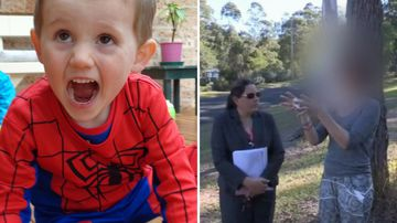 William Tyrrell disappearance inquest foster mum video