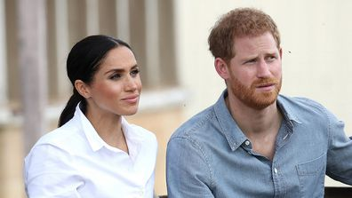 The Duke and Duchess of Sussex daughter racist tweet