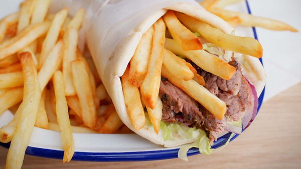 Get the gyros right your way... but always go for garlic sauce