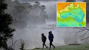 190507 Weather forecast Australia cold snap multiple states News BOM SPLIT