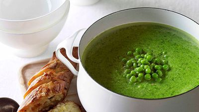 "<a href=""http://kitchen.nine.com.au/2016/05/16/14/45/pea-and-fennel-soup-with-parmesan-garlic-bread"" target=""_top"">Pea and fennel soup with parmesan garlic bread</a><br> <a href=""http://kitchen.nine.com.au/2017/01/17/13/11/homemade-garlic-bread-to-combat-garlic-bread-shortage"" target=""_top""><br> More garlic bread recipes</a>"