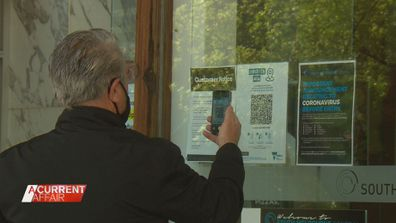 QR codes will become part of international travel.