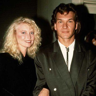 Lisa Niemi Swayze married Patrick Swayze in 1975.