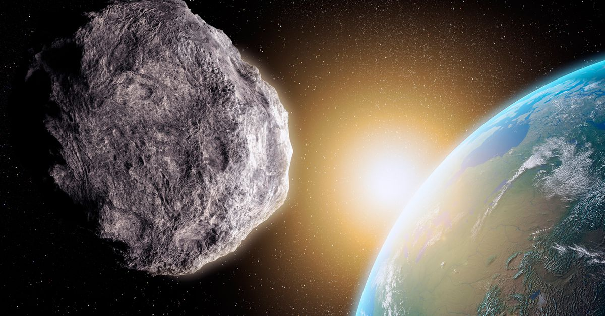 'God of chaos' asteroid is speeding up as it heads towards Earth – 9News