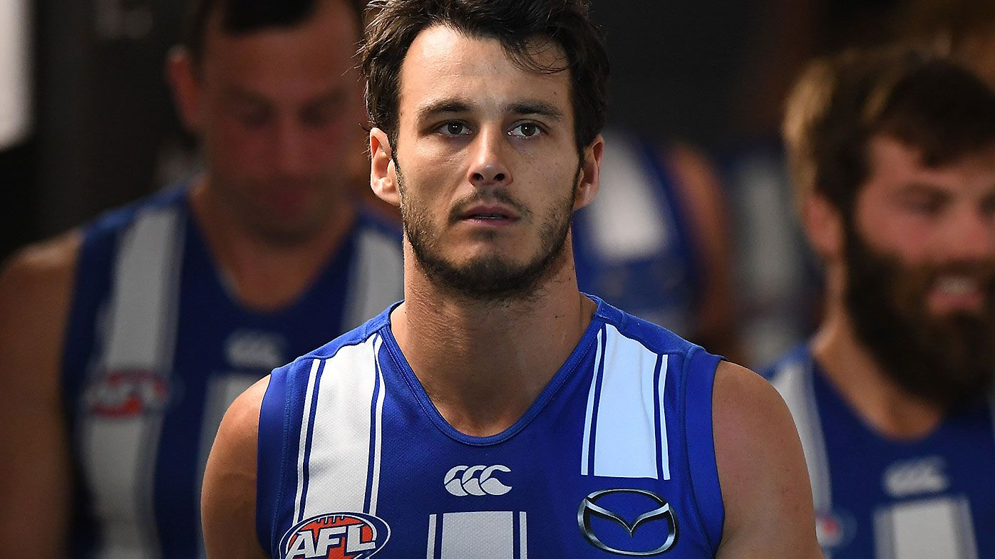 North Melbourne veteran Robbie Tarrant to miss first half of season after kidney surgery