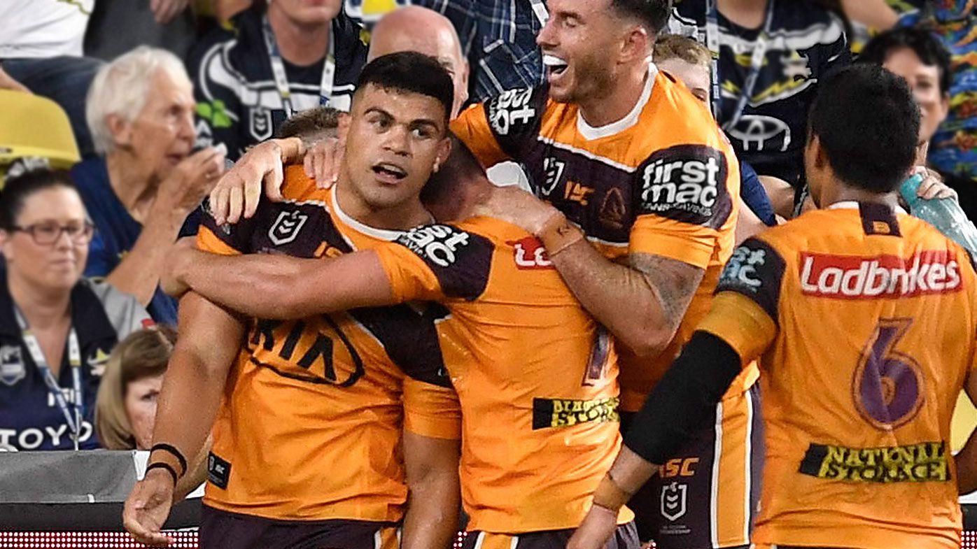 Brisbane coach Anthony Seibold breaks silence on Fifita's Gold Coast defection