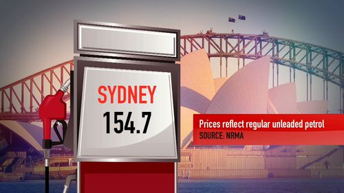 Easter 2019 petrol prices Good Friday Sunday Monday high cycle News Australia