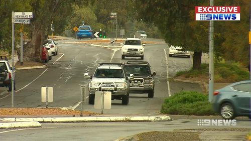 Reynell Road at Woodcroft is the Adelaide road with the most amount of fines, costing drivers $200,000.