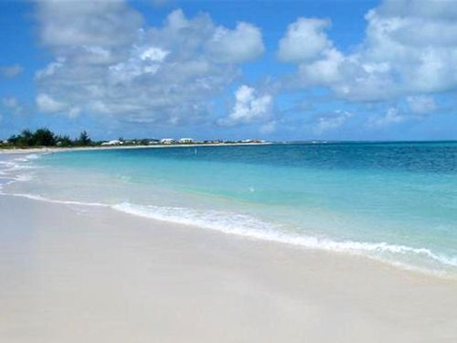 The beach on Turks and Caicos Island of Provindenciales in the northern Caribbean was named the world's number one. (AAP)