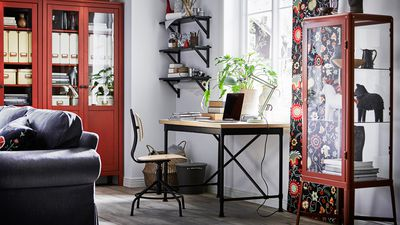 How to cleverly organise your at-home workspace