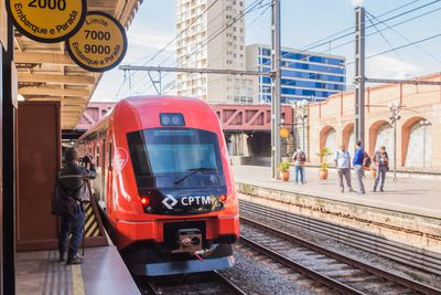 4. São Paulo — Line 8 (Diamond)