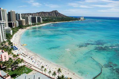 <strong>Waikiki, Hawaii, USA</strong>
