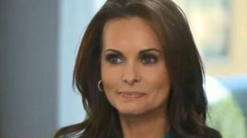 Karen McDougal alleges she had an affair with Mr Trump a decade ago.