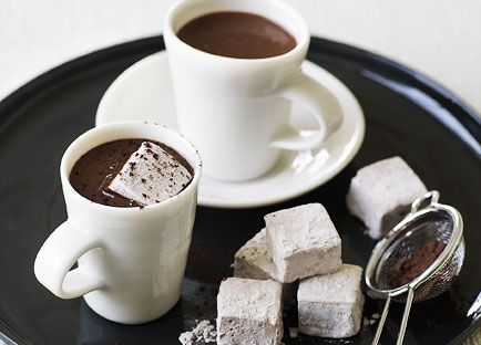 Heart-stopping hot chocolate