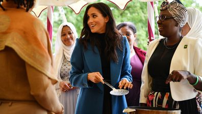 Meghan Markle grenfell cookbook cooking 2