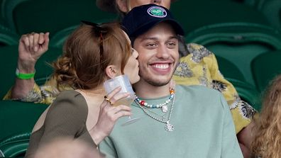 Phoebe Dynevor and Pete Davidson confirm romance with date at Wimbledon.