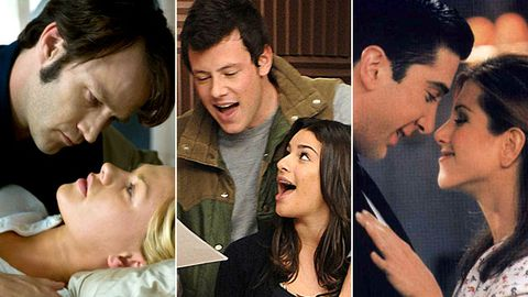 Vote now: TV's hottest couples