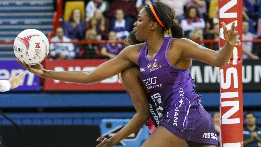 Queensland Firebirds beat Adelaide Thunderbirds in Super Netball