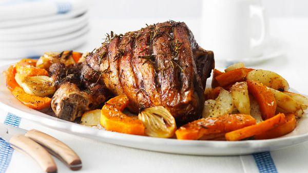 Roast lamb - 9Kitchen