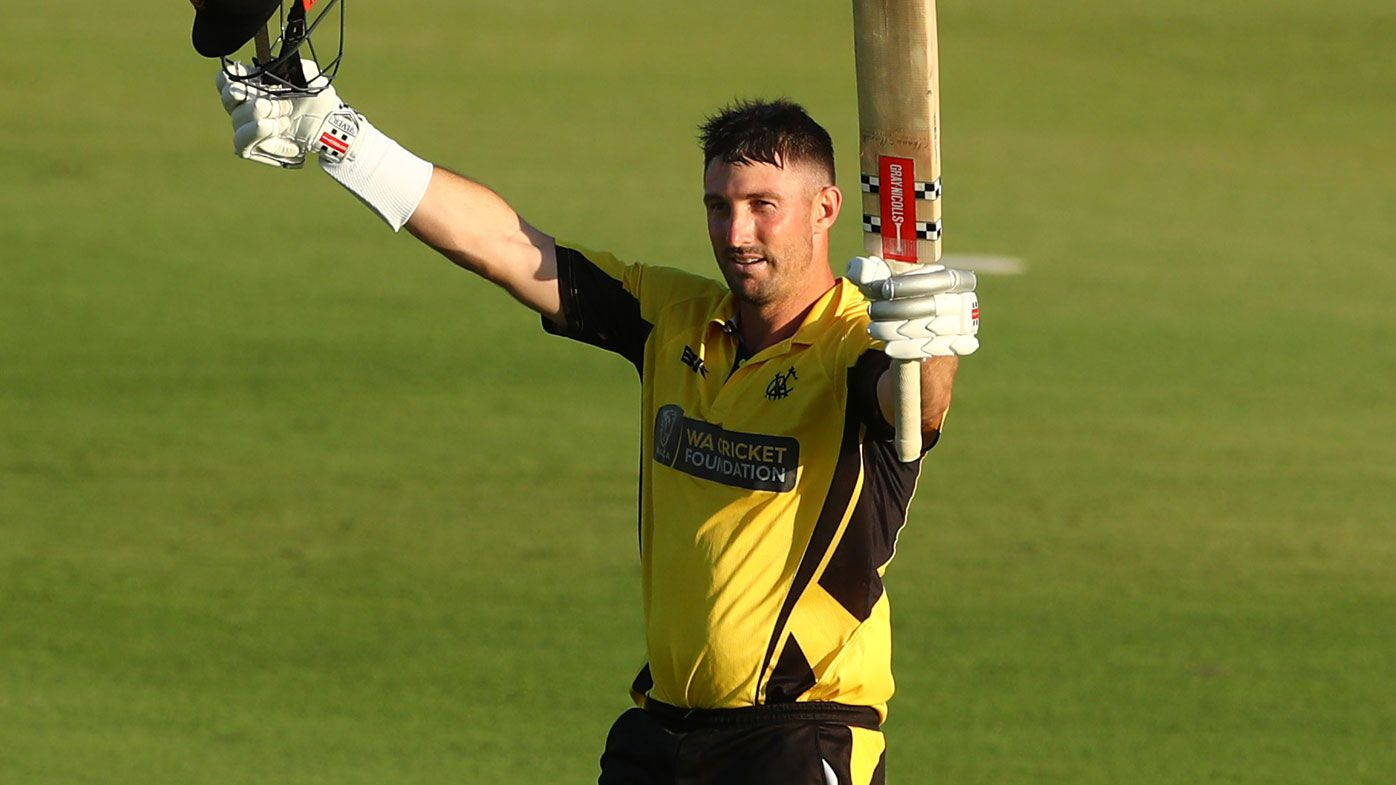 Shaun Marsh inspires Western Australia to tight Cup victory