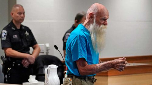 David Lidstone, an off-the-grid New Hampshire hermit known to locals as 'River Dave', did not believe he was living on private land.