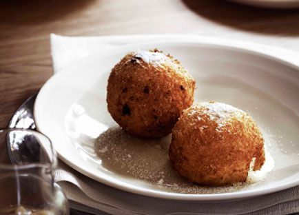 Andrew McConnell: Deep-fried ice-cream