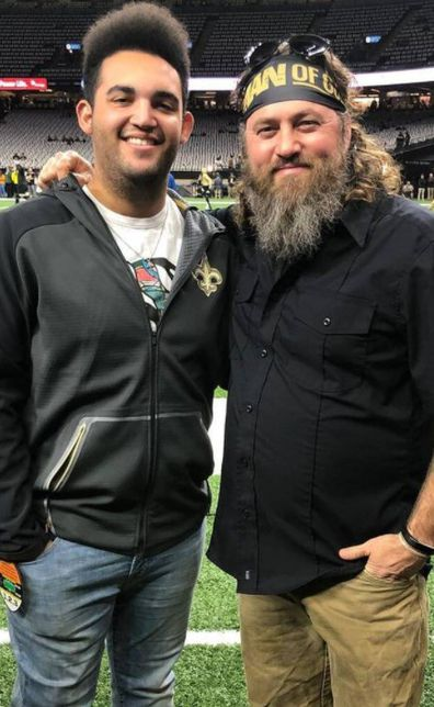 Duck Dynasty stars Korie and Willie Robertson, son Will Robertson Jr, vbiracial comments