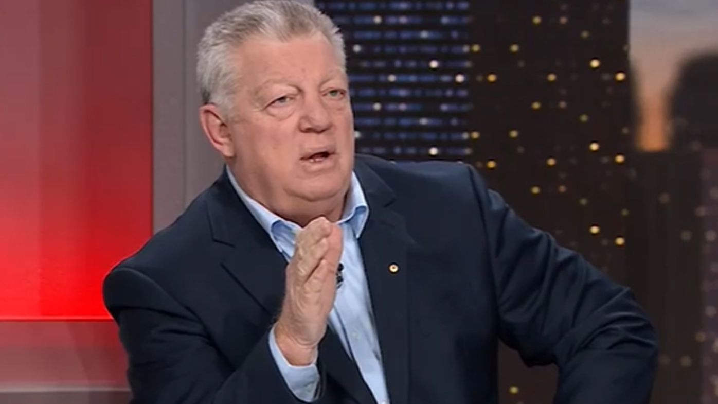 Phil Gould on 100% Footy