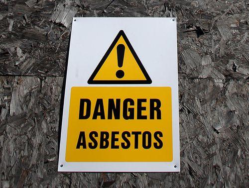 This week is asbestos awareness week.